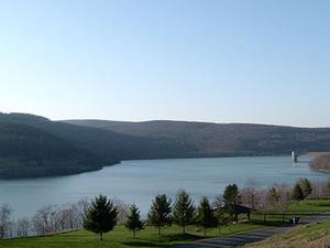 Jennings Randolph Lake