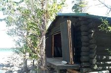 Jenny Lake Boat Concession Facilities - Grand Tetons - Wyoming - USA