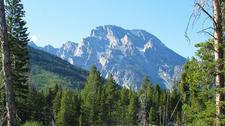 Jenny Lake Loop Trailviews - Grand Tetons - Wyoming - USA