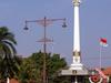 Jepara Monument Near The City Square