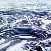 Jericho Diamond Mine Pit