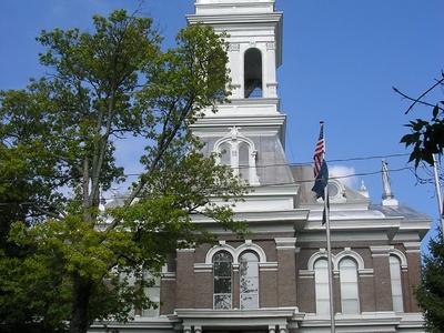 Jessamine  County  Kentucky  Courthouse