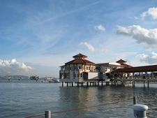 Jetty Church In Georgetown - Penang
