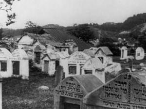 Cementerios judíos de Vilna