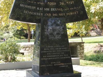 Jewish  Memorial  Drama