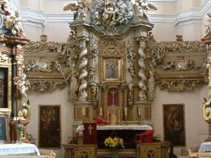 Jezus Santísimo Cristo de la Sangre Santuario