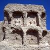Jiaohe Ruins Broken Buddhist Statues