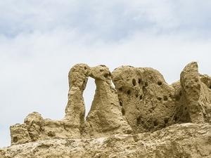Ruinas Jiaohe
