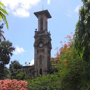 Jijamata Udyaan Clocktower