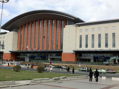 Jilin Railway Station
