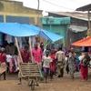 @ Jinka Market In Ethiopia
