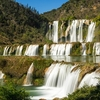 Jiulong Nine Dragon Waterfall