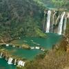 Jiulong Waterfall In Yunnan