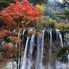 Jiuzhaigou Falls - China