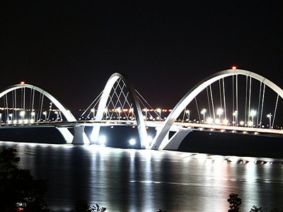 JK Bridge Brasilia
