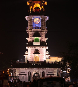 Jodhpur, Clock Tower