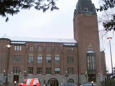 Joensuu Town Hall