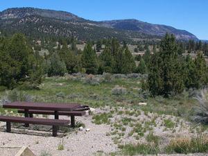 Joe's Valley Reservoir Campground