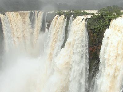 Jog Falls After Monsoon