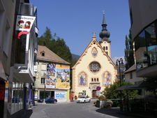 Johannes Church-Imst Austria