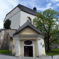 Johannes Nepomuk-Kapelle - Kitzbühel Austria