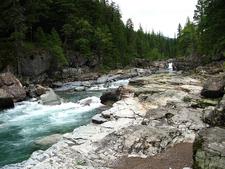 John's Lake Loop Trail - Glacier - Montana - USA