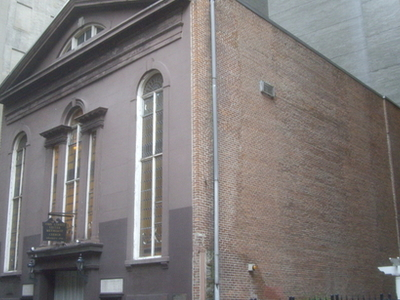 John Street Methodist Church