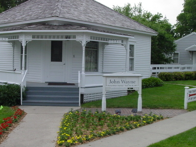 John Wayne Birthplace