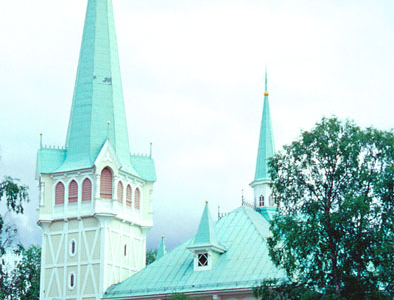 Jokkmokk Church