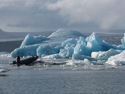 Jokulsarlon Ice