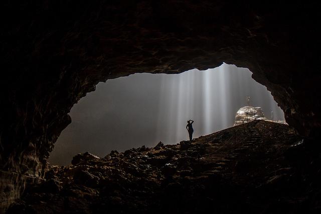 Jomblang Cave Tour Photos