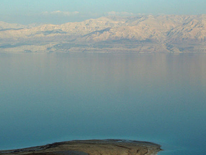 Jordan Valley y El Mar Muerto