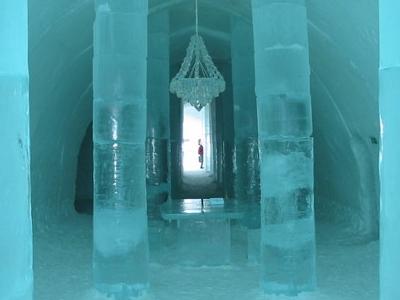 Jukkasjrvi Ice Hotel Interior