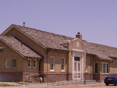 Julesburg  2 C  Colorado  U P  Station