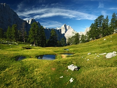 Julian Alps Landscape