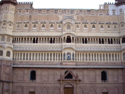 Junagarth Fort Bikaner