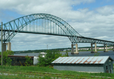 Miramichi  Centennial  Bridge