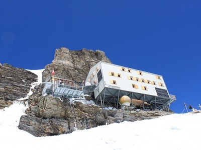 Jungfrau Mountain Station - Swiss Alps