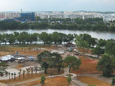 Northernmost Part Of Jurong Lake