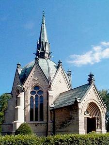 Juselius Mausoleum
