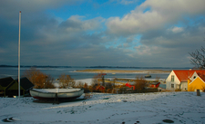 Roskilde Fjord In Jyllinge