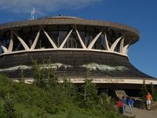 Jackson Visitor Center At Rainier Paradise