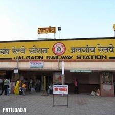 Jalgaon Railway Station