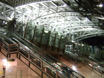 Jamaica Station Arch
