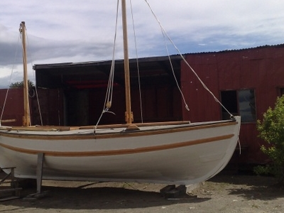 James Caird Replica