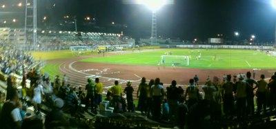 Panorama Of Estadio José Alberto Pérez
