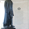 Jefferson Memorial With Declaration Preamble