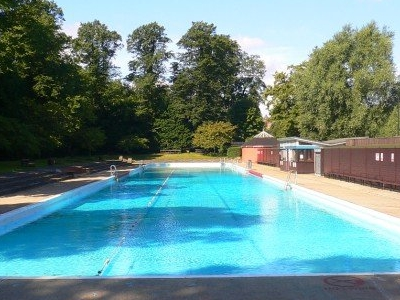 Jesus Green Pool