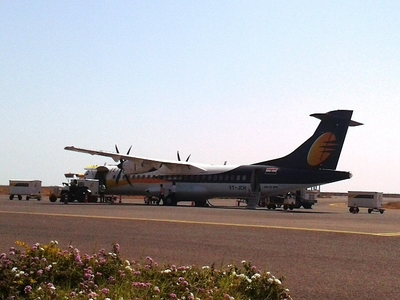 Jet Airways Bhavnagar