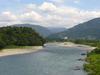 Jinzu  River